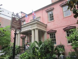 Savannah's Olde Pink House