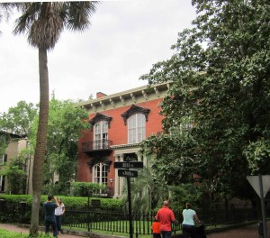Savannah's huge National Landmark Historic District protects a valuable treasure trove of admired historic houses